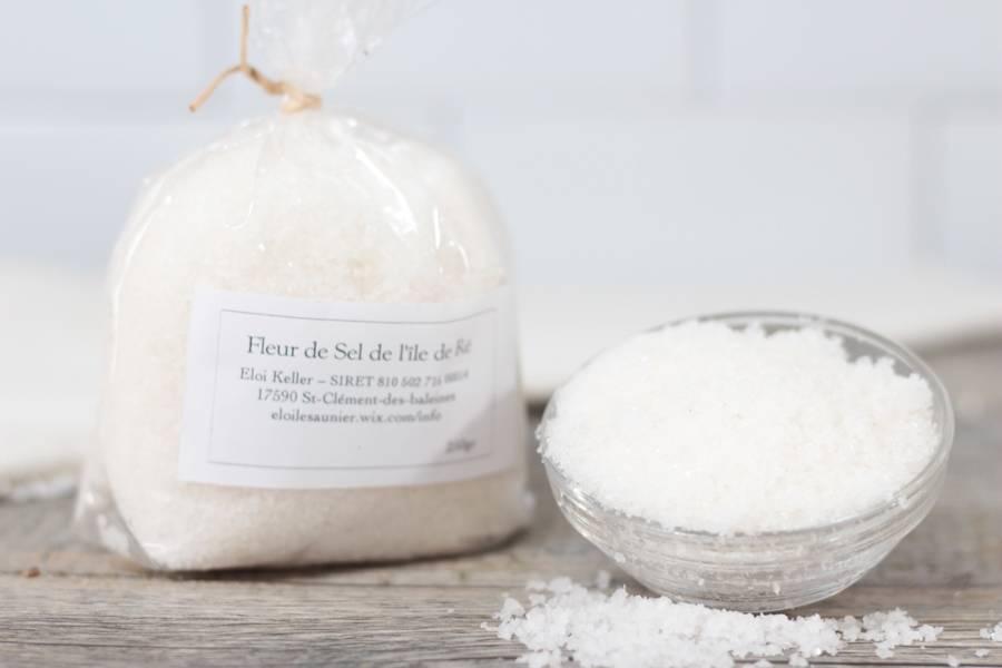 Fleur de sel 250g - ERéK - La Ruche qui dit Oui ! à la maison