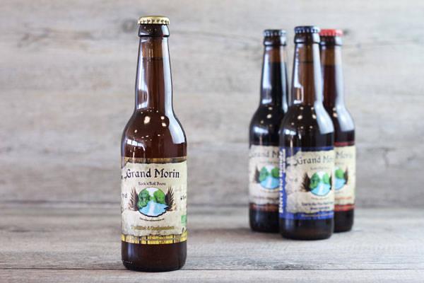 Bière Blonde Twiist à Coulommiers BIO - Brasserie du Pont de Coude