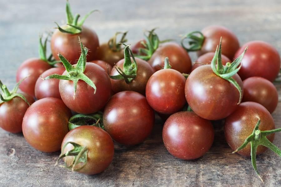 Tomate black cherry - Ferme Lafouasse - La Ruche qui dit Oui ! à la maison