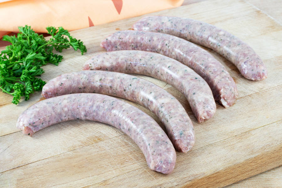 Chipolatas pur porc - Ferme les Barres - La Ruche qui dit Oui ! à la maison