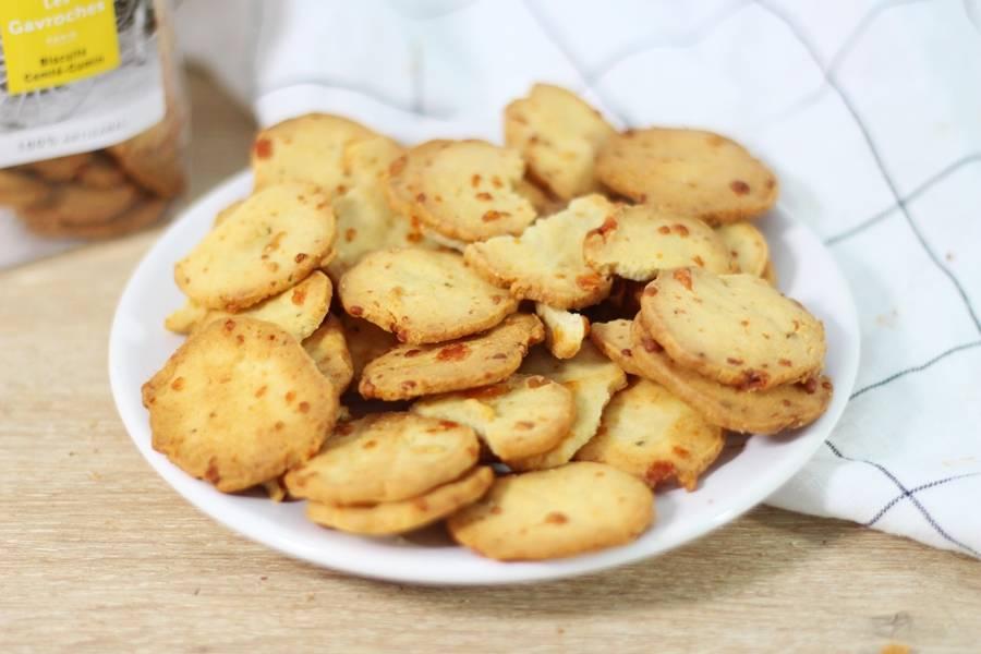 Biscuits comté & cumin - Les Gavroches - La Ruche qui dit Oui ! à la maison