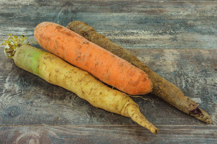 Mélange de carottes - Le Potager d'Olivier - La Ruche qui dit Oui ! à la maison
