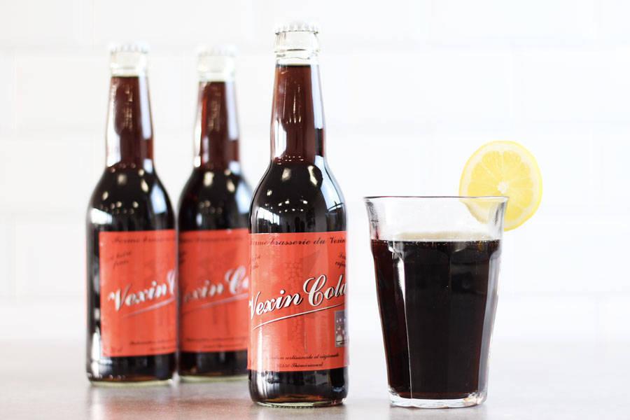 Vexin Cola 33cL - Brasserie du Vexin - La Ruche qui dit Oui ! à la maison