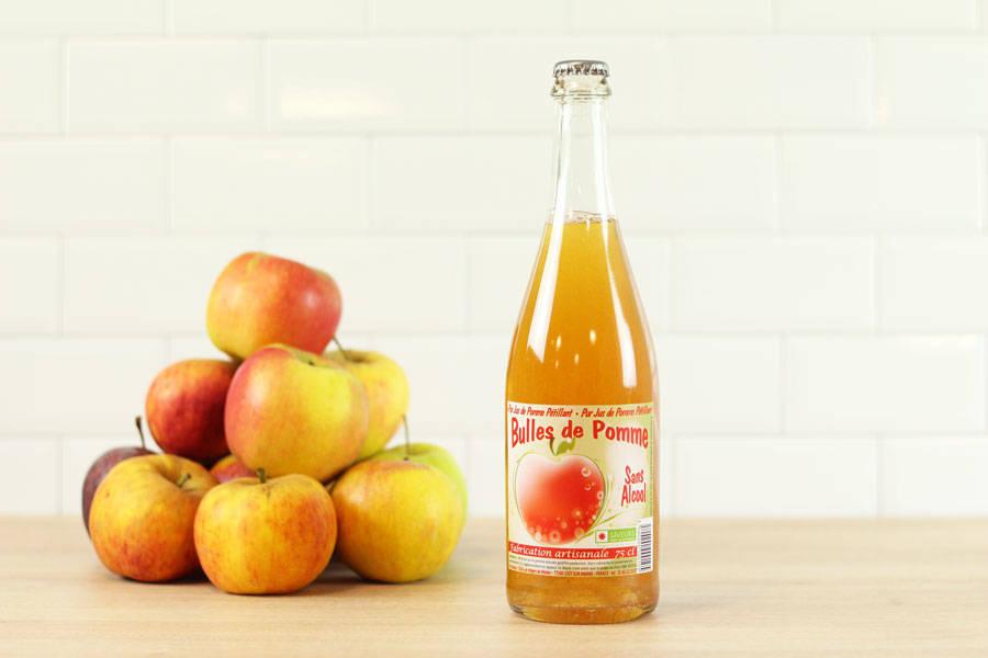 Bulle de pomme - Vergers de Molien - La Ruche qui dit Oui ! à la maison