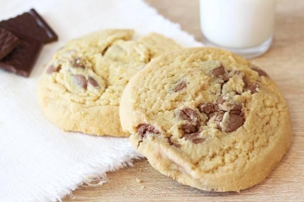Cookie Chocolat au lait - La Fabrique à Cookies