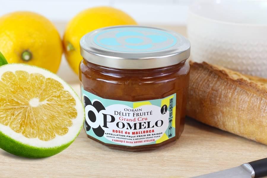 Marmelade Pomélo  de Majorca - Oorain - La Ruche qui dit Oui ! à la maison