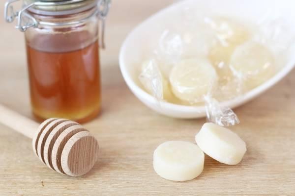 Bonbons au Miel - Abeilles et miel