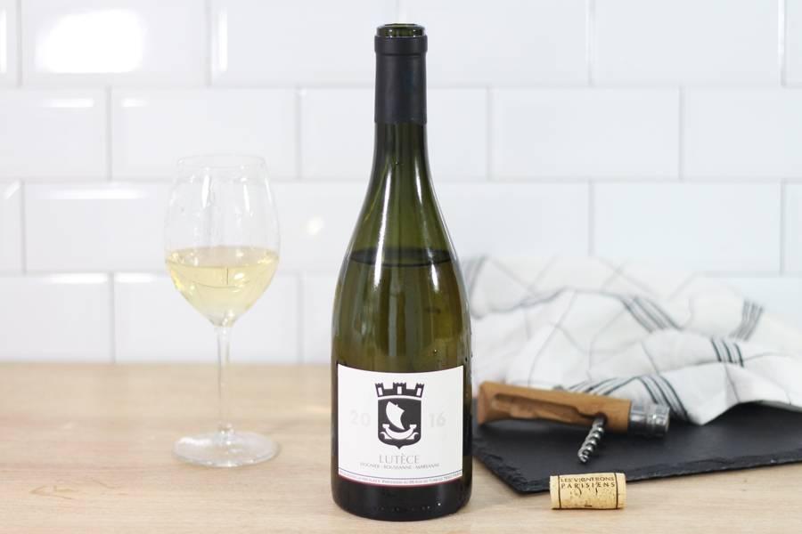 Lutèce 2017 - Vin de France - Les Vignerons Parisiens - La Ruche qui dit Oui ! à la maison