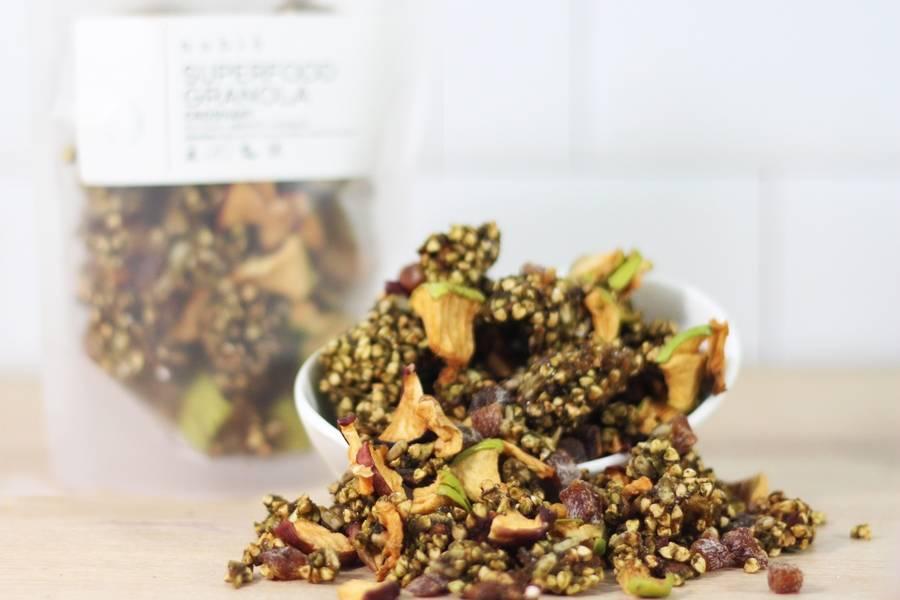 Granola Croquant BIO - Atelier Nubio