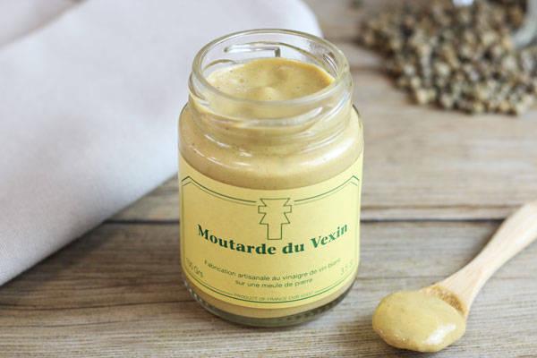 Moutarde du Vexin - Ferme de la Distillerie