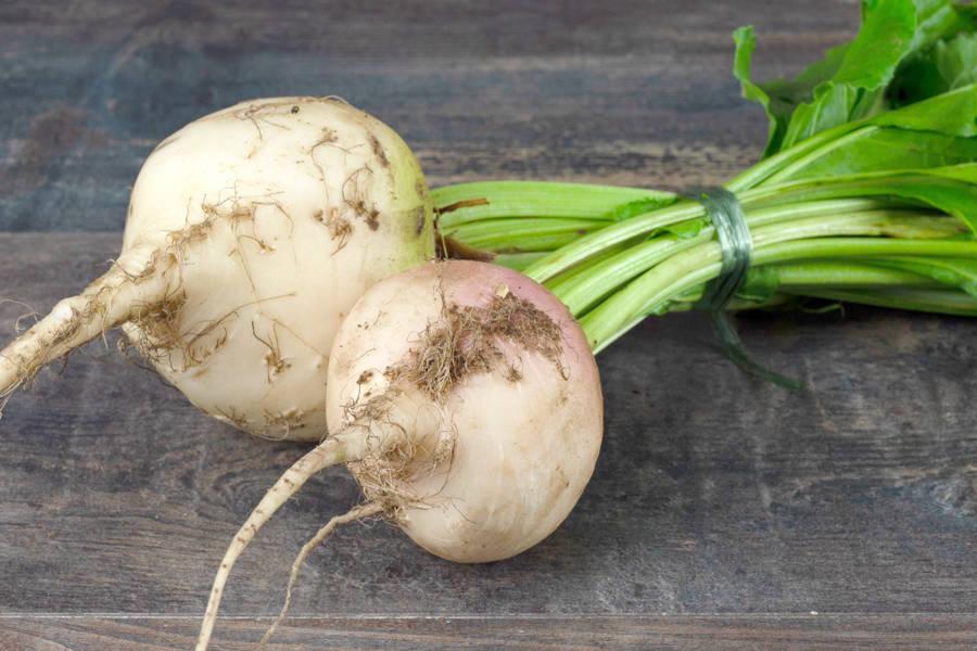 Betteraves blanches crues botte BIO - Les Légumes de Planche - La Ruche qui dit Oui ! à la maison