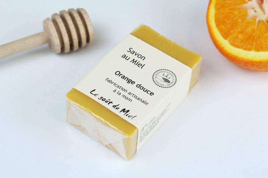 Savon Orange - Le Goût du Miel - La Ruche qui dit Oui ! à la maison