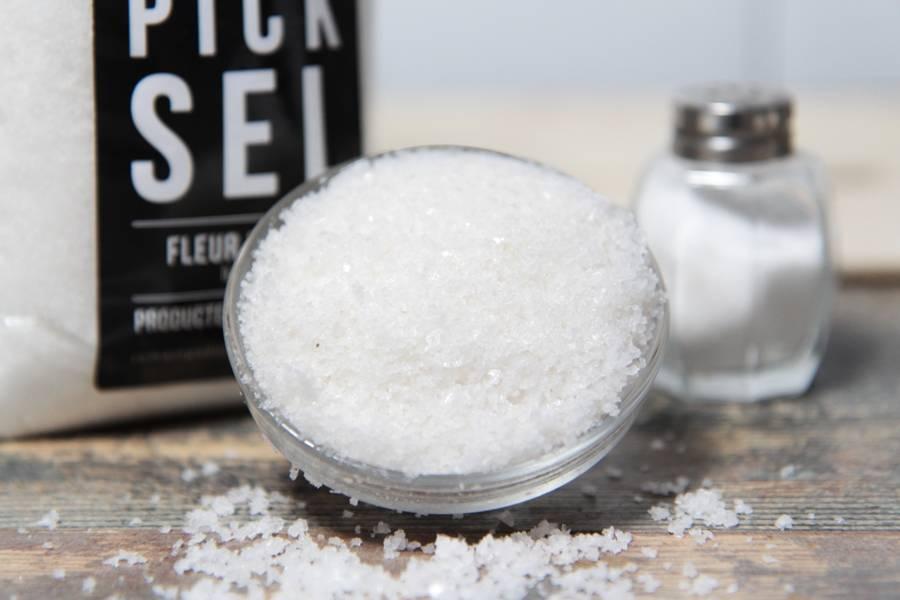 Fleur de sel 500g - PickSel - La Ruche qui dit Oui ! à la maison