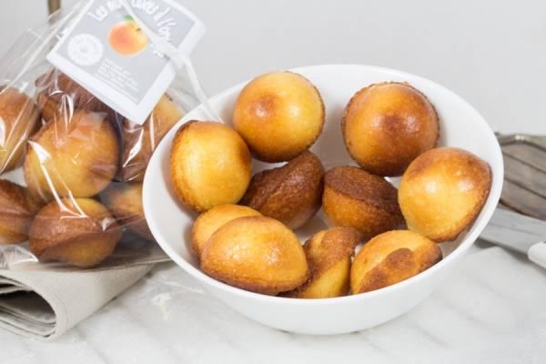 Mini cake orange - Les Desserts d'Ici