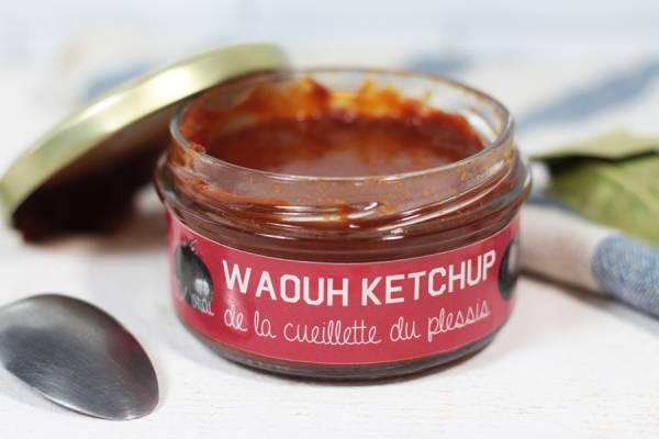 Ketchup - Cueillette du Plessis