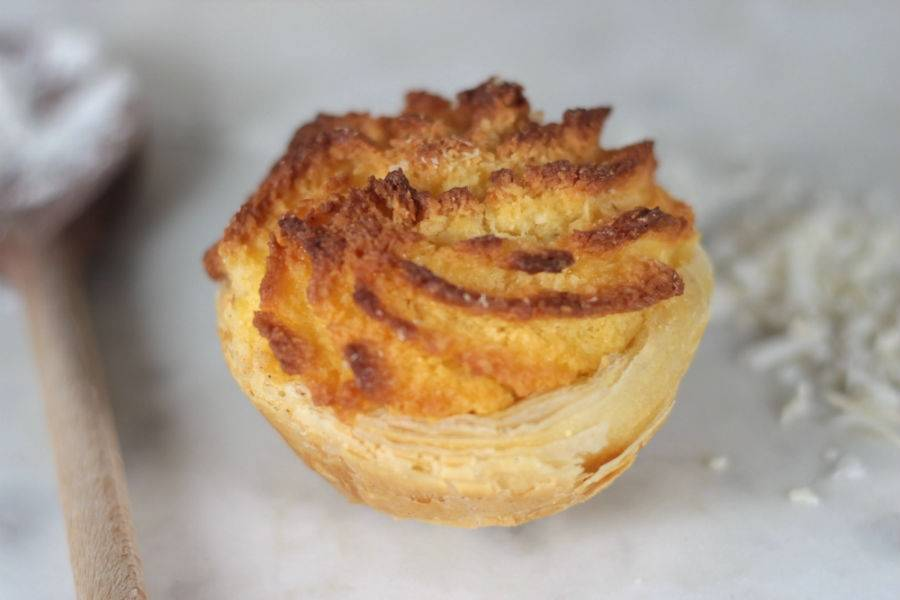 Pastel de coco - DonAntonia - La Ruche qui dit Oui ! à la maison