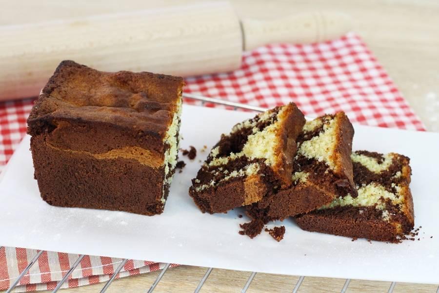 Cake marbré - Les Desserts d'Ici - La Ruche qui dit Oui ! à la maison