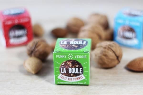 La Boule Tarte aux pommes - Funky Veggie