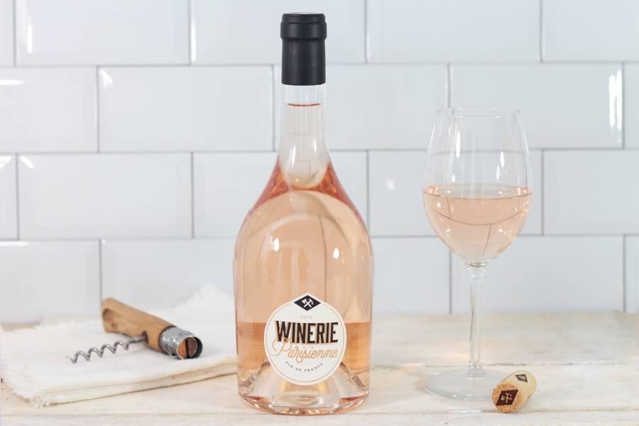 Rosé - La Winerie Parisienne - La Ruche qui dit Oui ! à la maison
