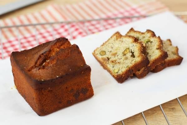 Cake aux fruits secs - Les Desserts d'Ici
