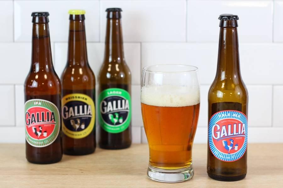 Pale Ale - Gallia - La Ruche qui dit Oui ! à la maison
