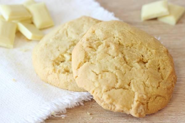 Cookie Chocolat blanc - La Fabrique à Cookies
