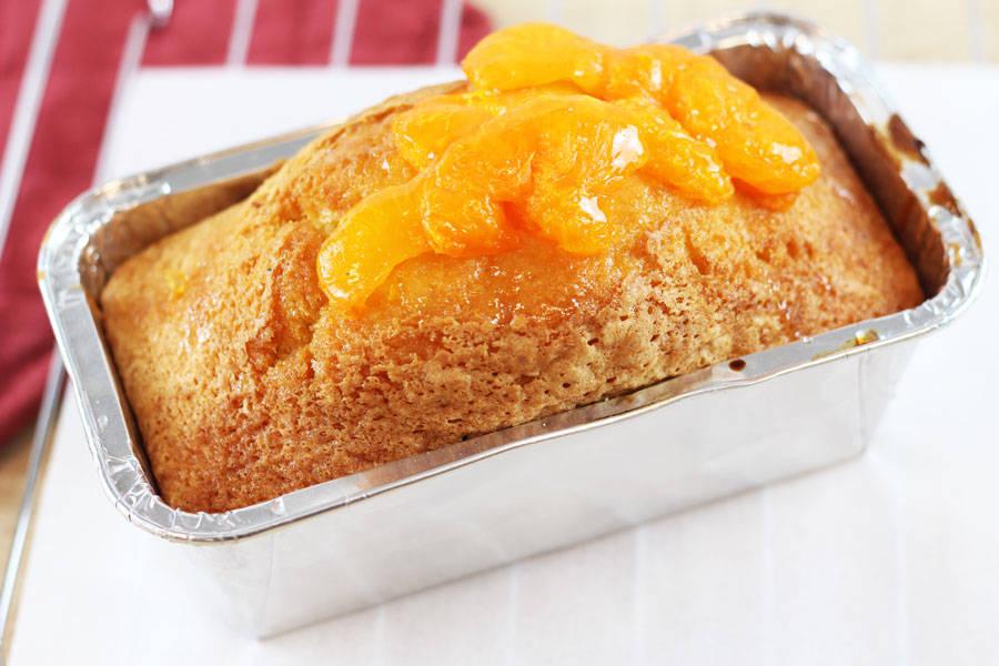 Quatre-quart mandarine  - Le Fournil Briard - La Ruche qui dit Oui ! à la maison