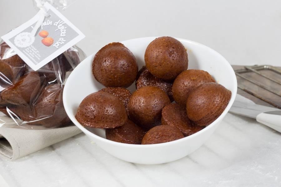 Mini pain d'épices - Les Desserts d'Ici - La Ruche qui dit Oui ! à la maison