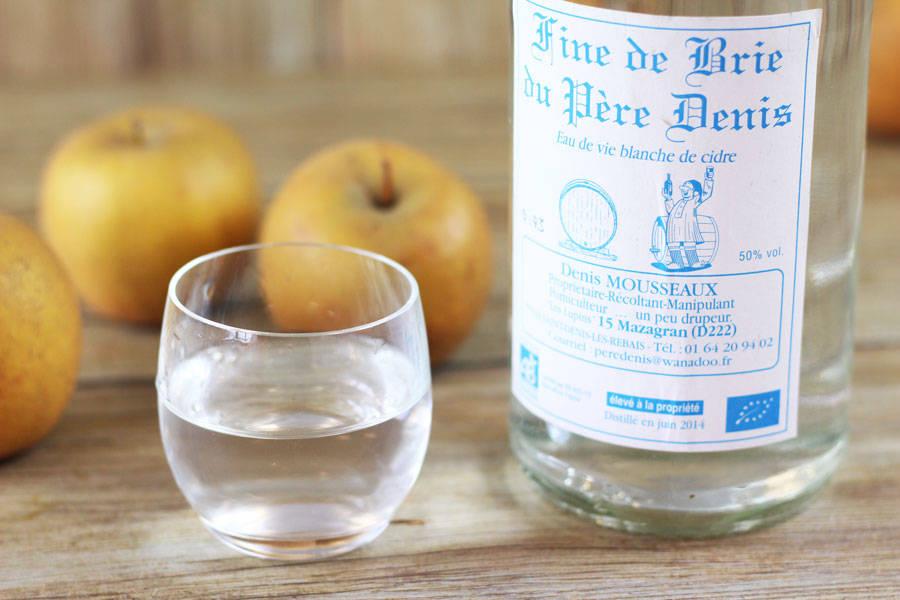 Fine de Brie du Père Denis - Le Père Denis - La Ruche qui dit Oui ! à la maison