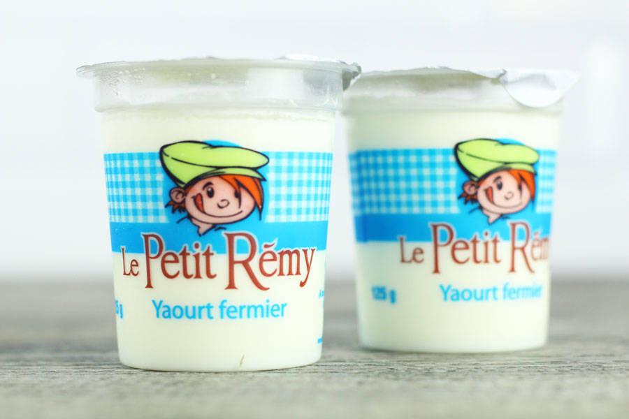 Yaourt fermier nature - Ferme du petit Rémy - La Ruche qui dit Oui ! à la maison