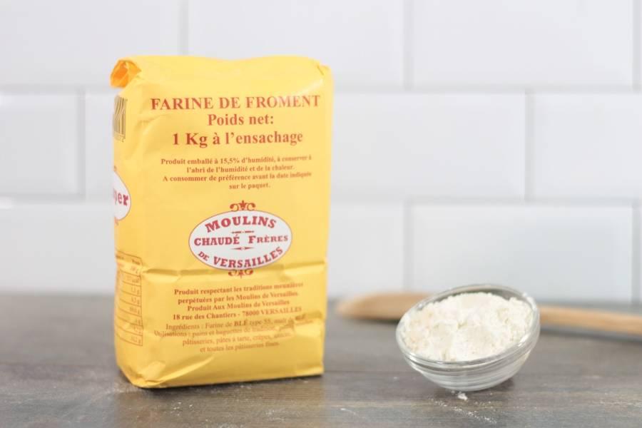 Froment T 55 - Les Moulins de Versailles - La Ruche qui dit Oui ! à la maison