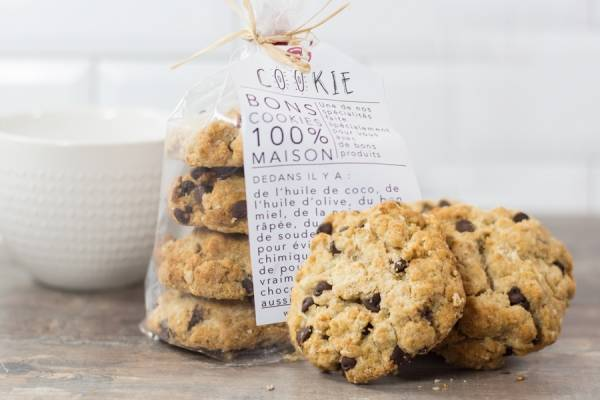 Cookies frais maison - Gros Gourmand