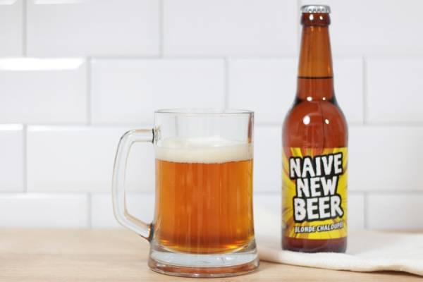 Naive New Beer - Distrikt - Le Comptoir Local