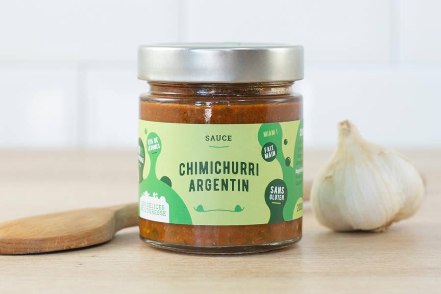 Chimichurri argentin - Les Délices de l'Ogresse - La Ruche qui dit Oui ! à la maison