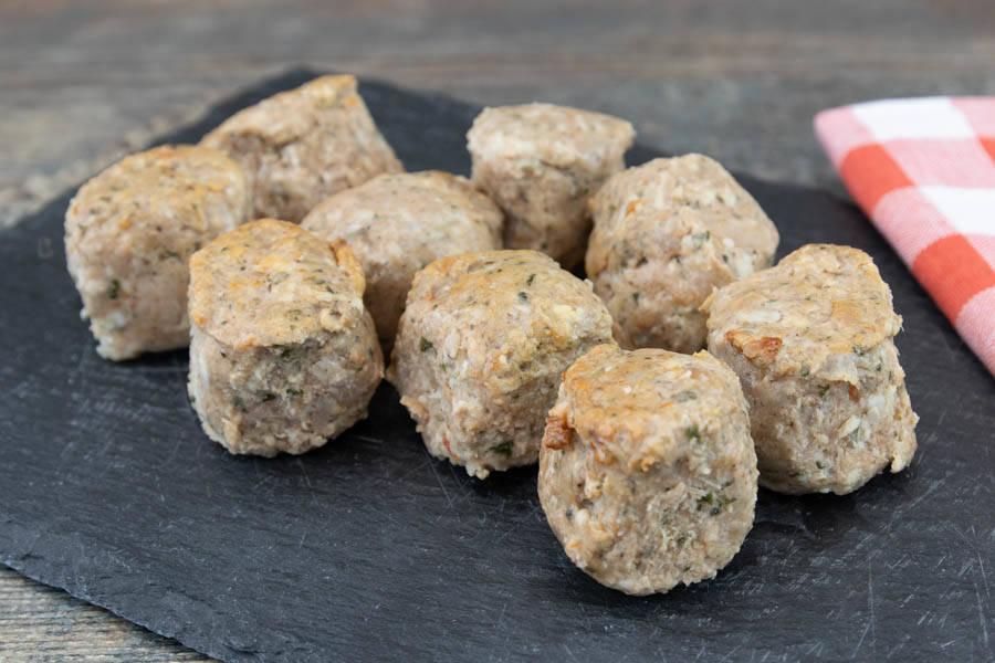 Boulette de porc - Les Viandes du Châteauneuf - La Ruche qui dit Oui ! à la maison