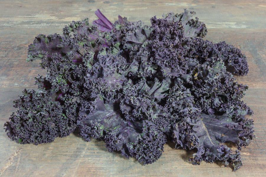 Chou Kale rouge BIO - Ferme Lafouasse - La Ruche qui dit Oui ! à la maison