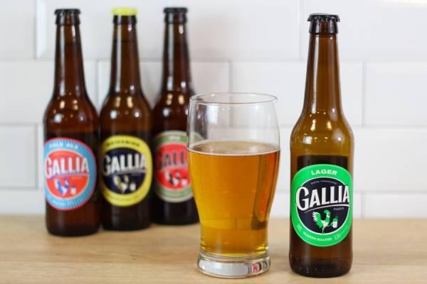 Lager - Gallia