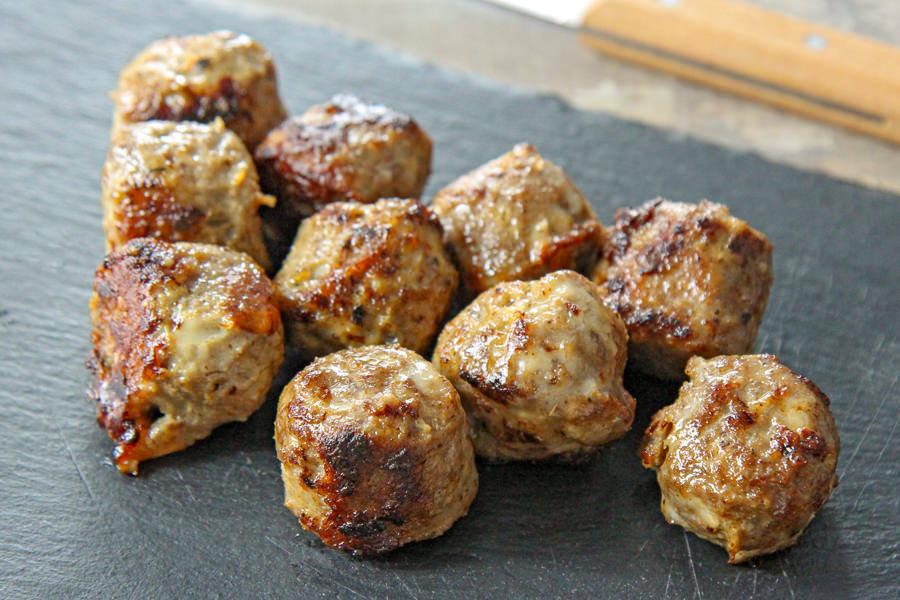 Boulettes de veau - Les Viandes du Châteauneuf - La Ruche qui dit Oui ! à la maison