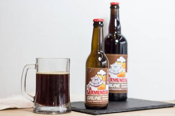 La Germenoise brune 33cl - Association les amis de Germenoy