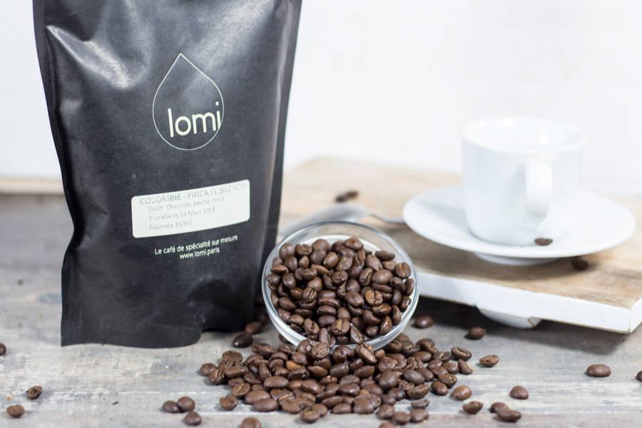 Colombie - Grains - Café Lomi - La Ruche qui dit Oui ! à la maison