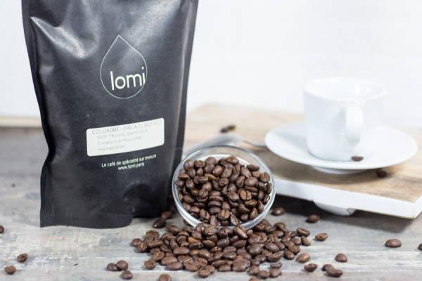 Colombie - Grains - Café Lomi