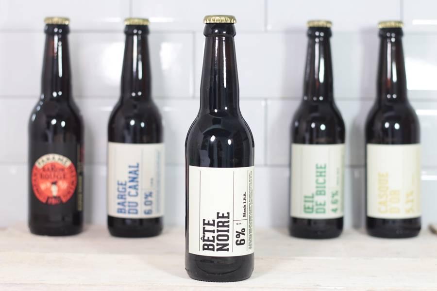 Bête Noire  - Paname Brewing Company - La Ruche qui dit Oui ! à la maison