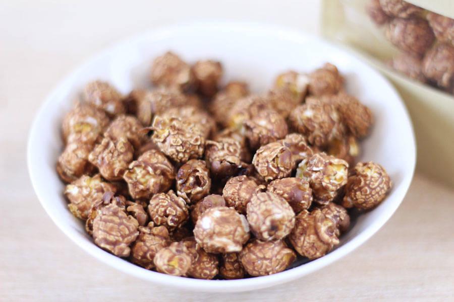 Pop corn chocolat noir & poivre Tinut - My Crazy Pop - La Ruche qui dit Oui ! à la maison