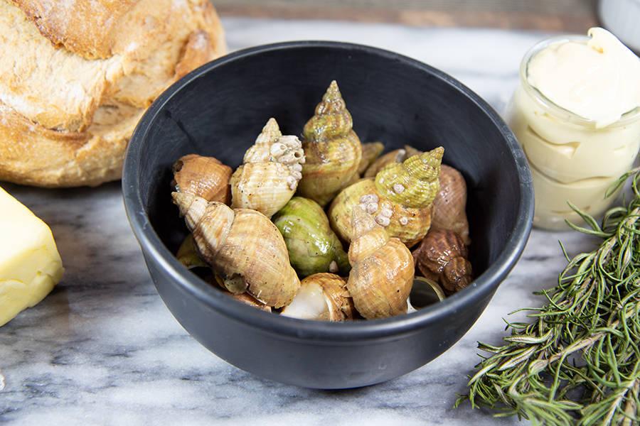 Bulots cuits - Ô'poisson - La Ruche qui dit Oui ! à la maison