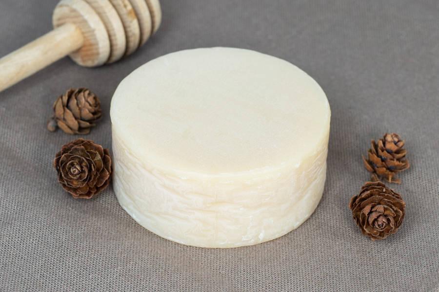 Savon de rasage Menthe-Eucalyptus - Le Goût du Miel - La Ruche qui dit Oui ! à la maison