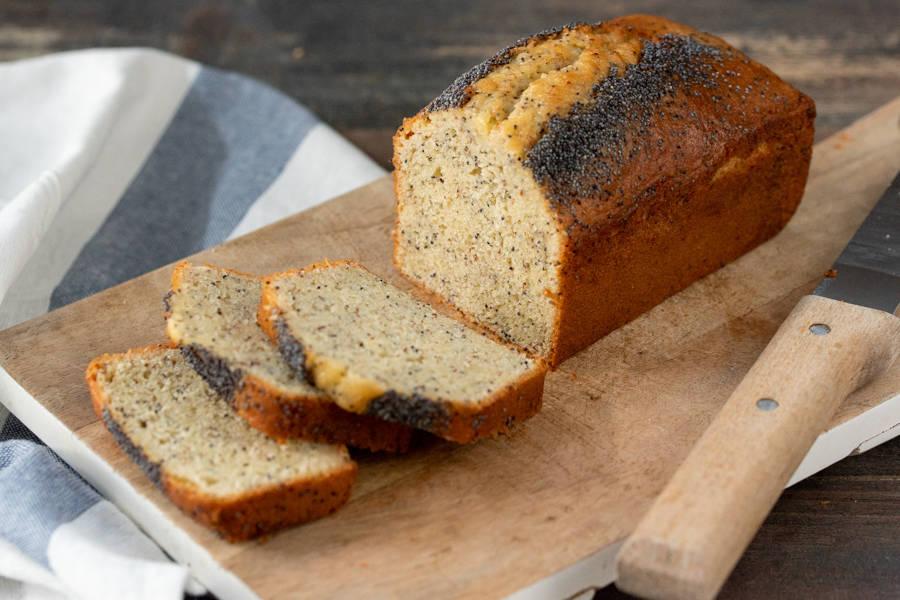 Cake citron pavot - L'atelier des Lilas - La Ruche qui dit Oui ! à la maison