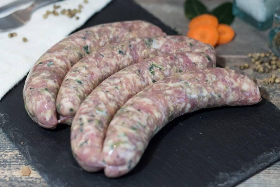 Saucisses de porc façon Japonaise - Ferme les Barres - La Ruche qui dit Oui ! à la maison