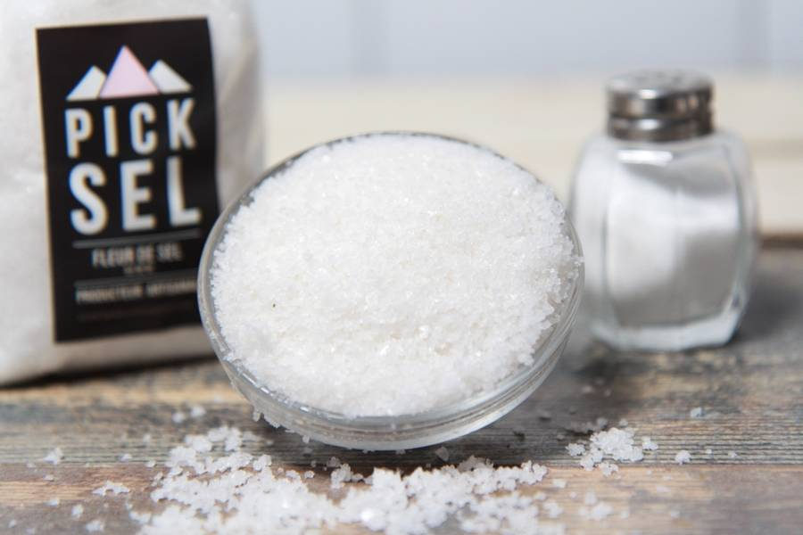 Fleur de sel 250g - PickSel - La Ruche qui dit Oui ! à la maison