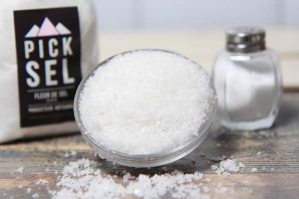 Fleur de sel 250g - PickSel