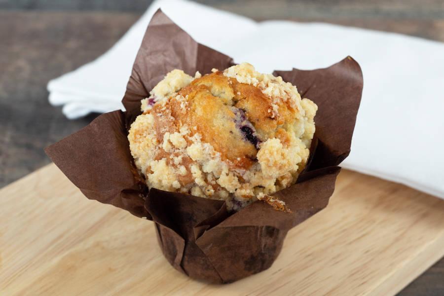 Muffin myrtille - L'atelier des Lilas - La Ruche qui dit Oui ! à la maison